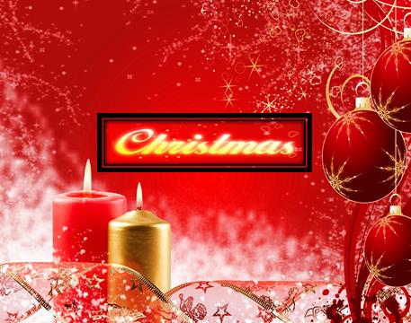 Christmas, Santa Clause, Jesus