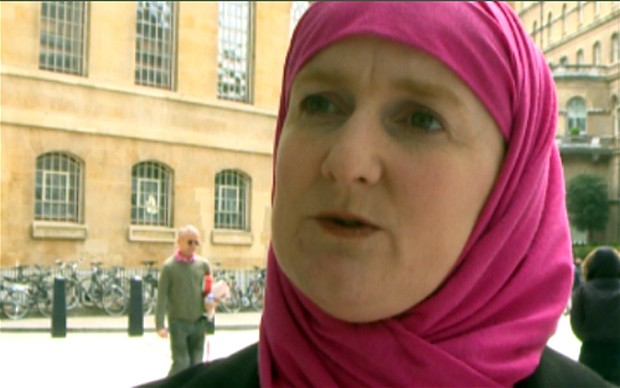 """""""It seemed appropriate to use JW3 as a venue to launch Islam Awareness Week this year,"""" Julie Siddiqui said."""