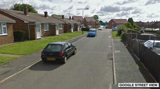 Homes in Chestnut Grove, Mexborough, have been evacuated