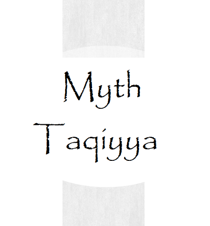 Myth Taqiyya