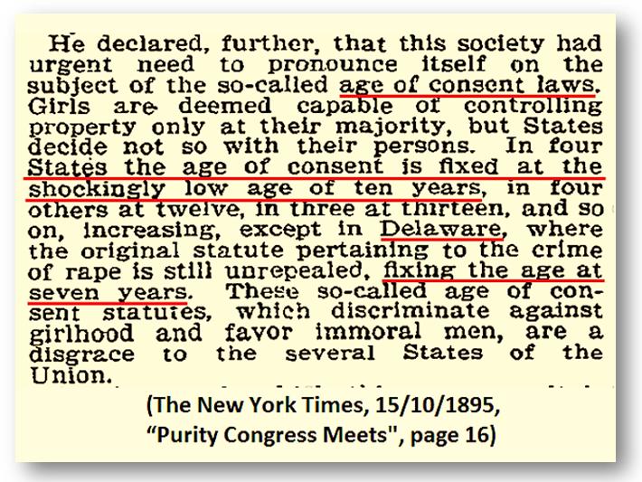 Statutory rape age in ny