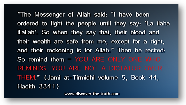 Httpwww Overlordsofchaos Comhtmlorigin Of The Word Jew Html: The Hadith '…Fight Until They Say There Is No God But
