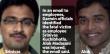 Indian victims, Srinivas Kuchibhotla (left), Alok Madasani (right) Screengrab Credit: Kansascity.com